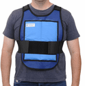 Glacier Tek Classic Cool Safety Vest With Comfort Pack
