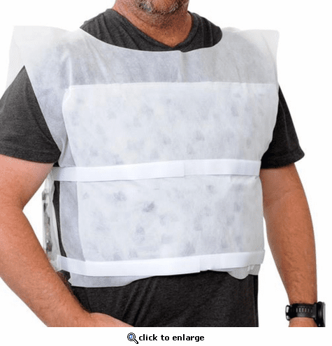 Glacier Tek Disposable Cool Vest