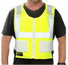 Glacier Tek High Visibility Cool Vest With Protect Pack