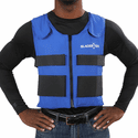 Glacier Tek Sports Cool Vest with Nontoxic Cooling Packs