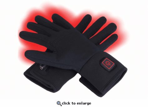 Glovii 12V Heated Motorcycle Glove Liners