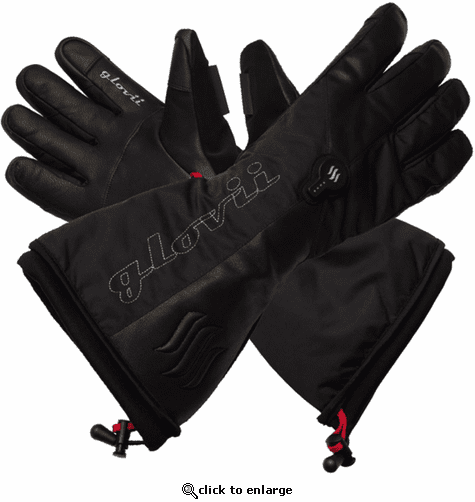 Glovii GS9 Battery Heated Ski Gloves