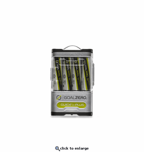 Goal Zero Guide 10 Rechargeable Batteries and Recharger