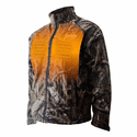 Gobi Heat Men's Sahara Heated Jacket with Official Mossy Oak Break-Up