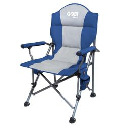 Gobi Heat Terrain Heated Camping Chair with 7.4V Lithium Polymer Battery
