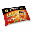 Grabber Warmers 7+ Hour Hand Warmers - 10 Pair Big Pack