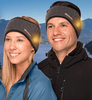 Grabber Fleece Heated Headband w/ Free Warmers