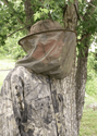 Grabber Outdoors Pop-Up Field Hat and Head Net