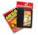 Grabber Sleeping Bag Warmer with Free 12+ Hour Mega Warmer