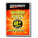 Grabber Warmers Extended Duration 48+ Hour Warm Packs - 30 Pack
