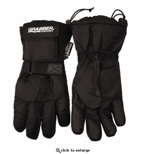 Grabber Warmers Battery Heated Gloves (Discontinued)