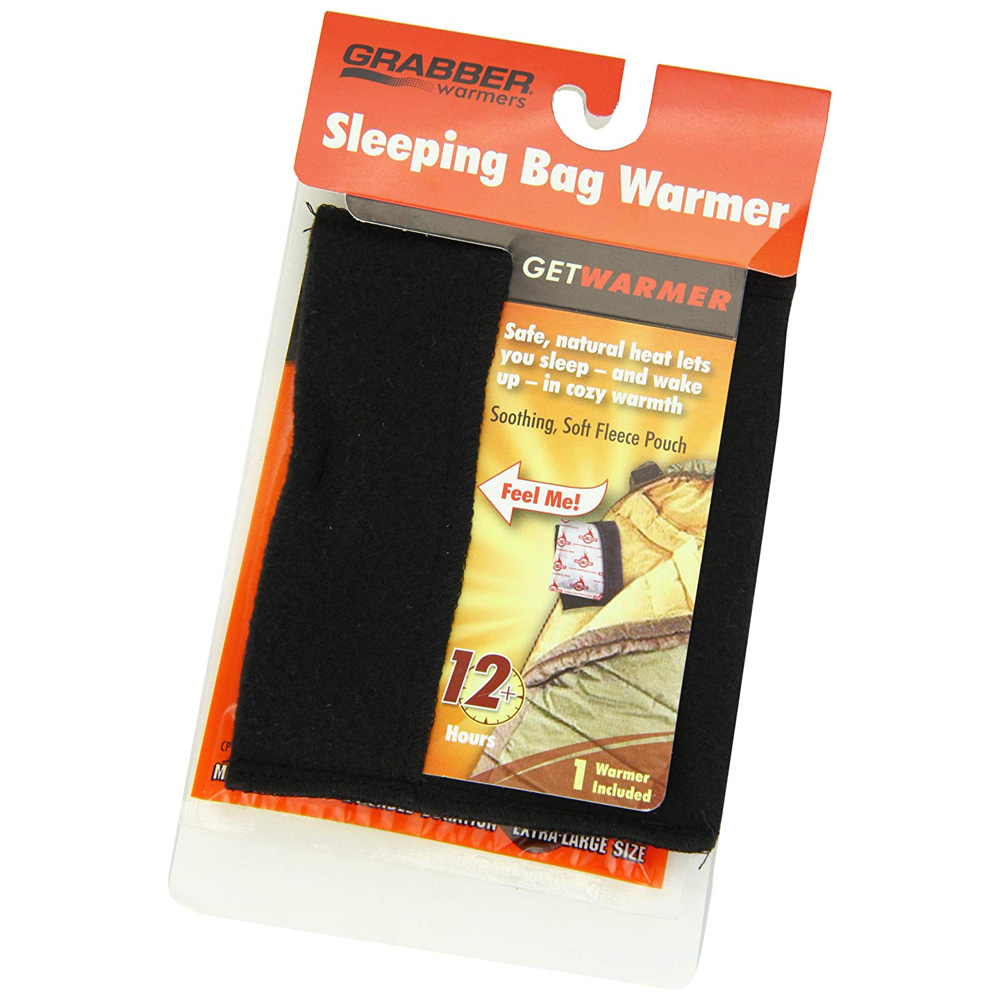 Grabber Sleeping Bag Warmer With Free 12 Hour Mega