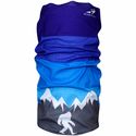 HeadSweats Ultra Band Full Multi-Purpose Headband - Blue Sky Mountains