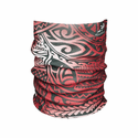 HeadSweats Ultra Band Half Multi-Purpose Headband - Red Tribal