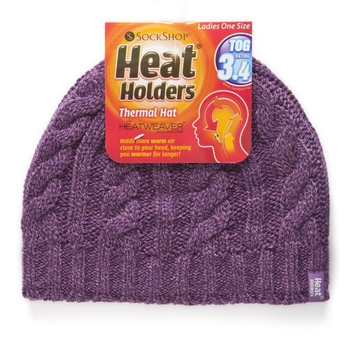 Heat Holders Women s Thermal Hat - The Warming Store 1be95a77914