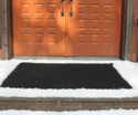 "HeatTrak Heated Carpet Entrance Mat 40"" X 60"""