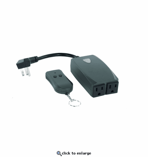 HeatTrak Wireless Outlet and Remote Control