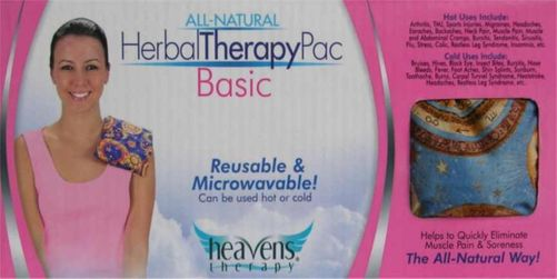 Heaven's Therapy Aromatherapy Herbal Pack