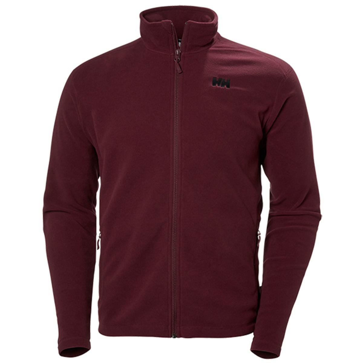 Helly Hansen Men s Daybreaker Fleece Jacket - Port - The Warming Store 30a8ee236