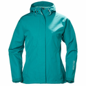 Helly Hansen Women's Seven J Jacket - Pagoda Blue