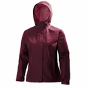 Helly Hansen Women's Seven J Jacket - Port