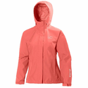Helly Hansen Women's Seven J Jacket - Shell Pink