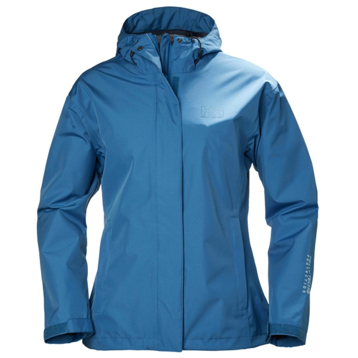 8a4000572ff Helly Hansen Women's Seven J Jacket - Stone Blue - The Warming Store