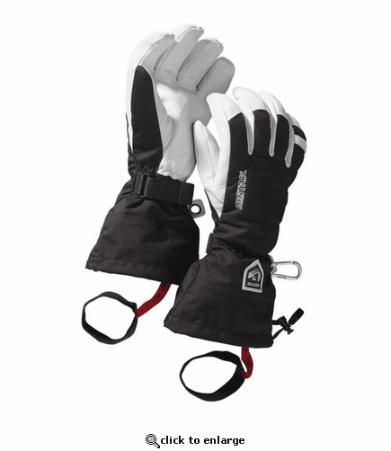 Hestra Army Leather Heli Ski Gloves
