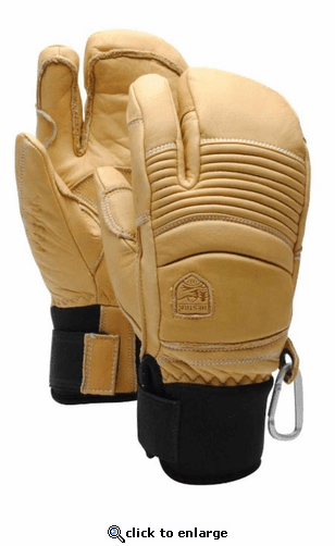 Hestra Leather Fall Line 3 Finger
