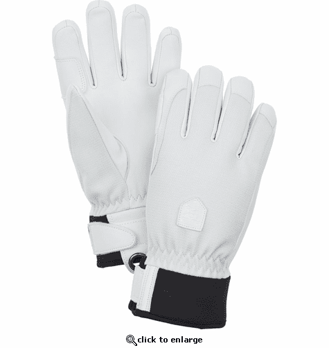 Hestra Women's Army Leather Patrol 5-Finger Gloves