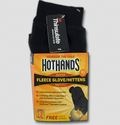 HotHands Heated Fleece Glove / Mittens - Black