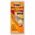 HotHands 9 Hour Insole Foot Warmers with Adhesive - 16 Pack Case