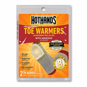 HotHands 8 Hour Toe Warmers with Adhesive - 40 Pack Case