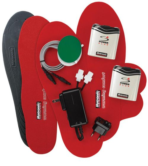 Hotronic Power Plus S4 Universal Foot Warmer Heated Insole Kit