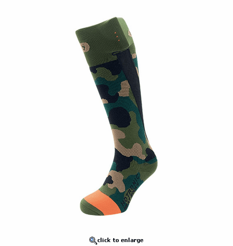 Hotronic XLP PFI 30 Heated Socks Only - Camo