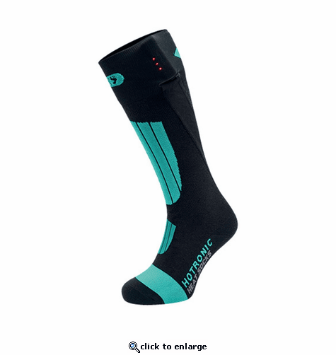 Hotronic XLP PFI 50 Heated Socks Only - Pearl Green