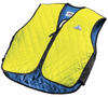 HyperKewl Evaporative Cooling Vest - Sport - Hi-Viz Lime - Safety Harness Ready