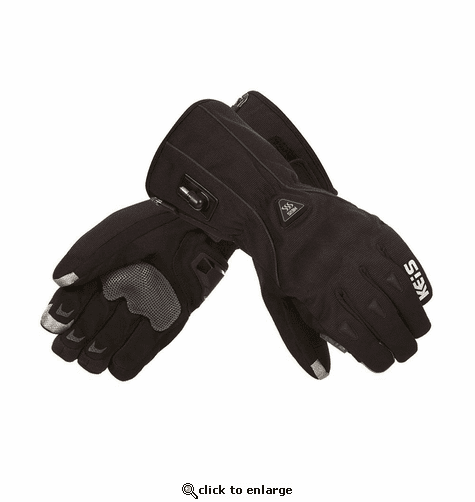 Keis G701 12V Premium Heated Motorcycle Gloves