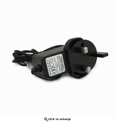 Keis Glove Battery Li-Ion Charger with Splitter Lead (Without Battery)