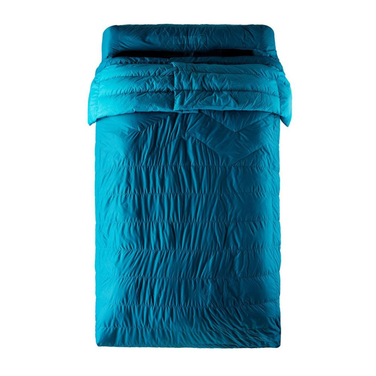 Klymit Ksb Double Down Sleeping Bag Blue