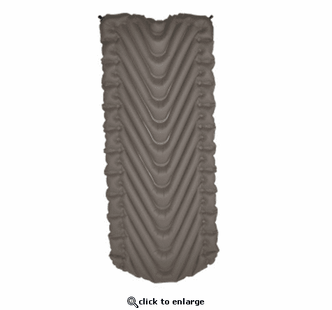 Klymit Static V Luxe  Inflatable Sleeping Pad