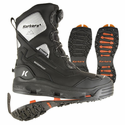 Korkers Men's Polar Vortex 1200 with SnowTrac & IceTrac Soles Boots