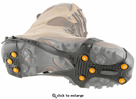 Korkers Ultra Ice Cleats One Size Fits All The Warming