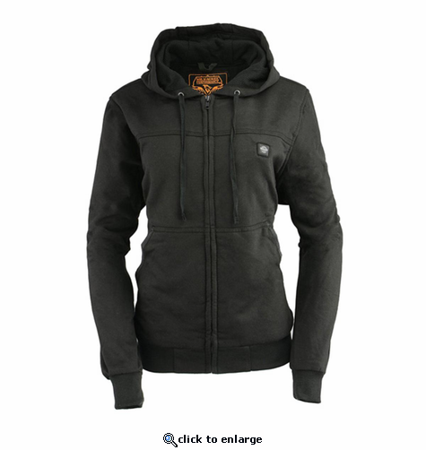 Milwaukee Performance 12V Women's Heated Hoodie with Front & Back Heating Elements