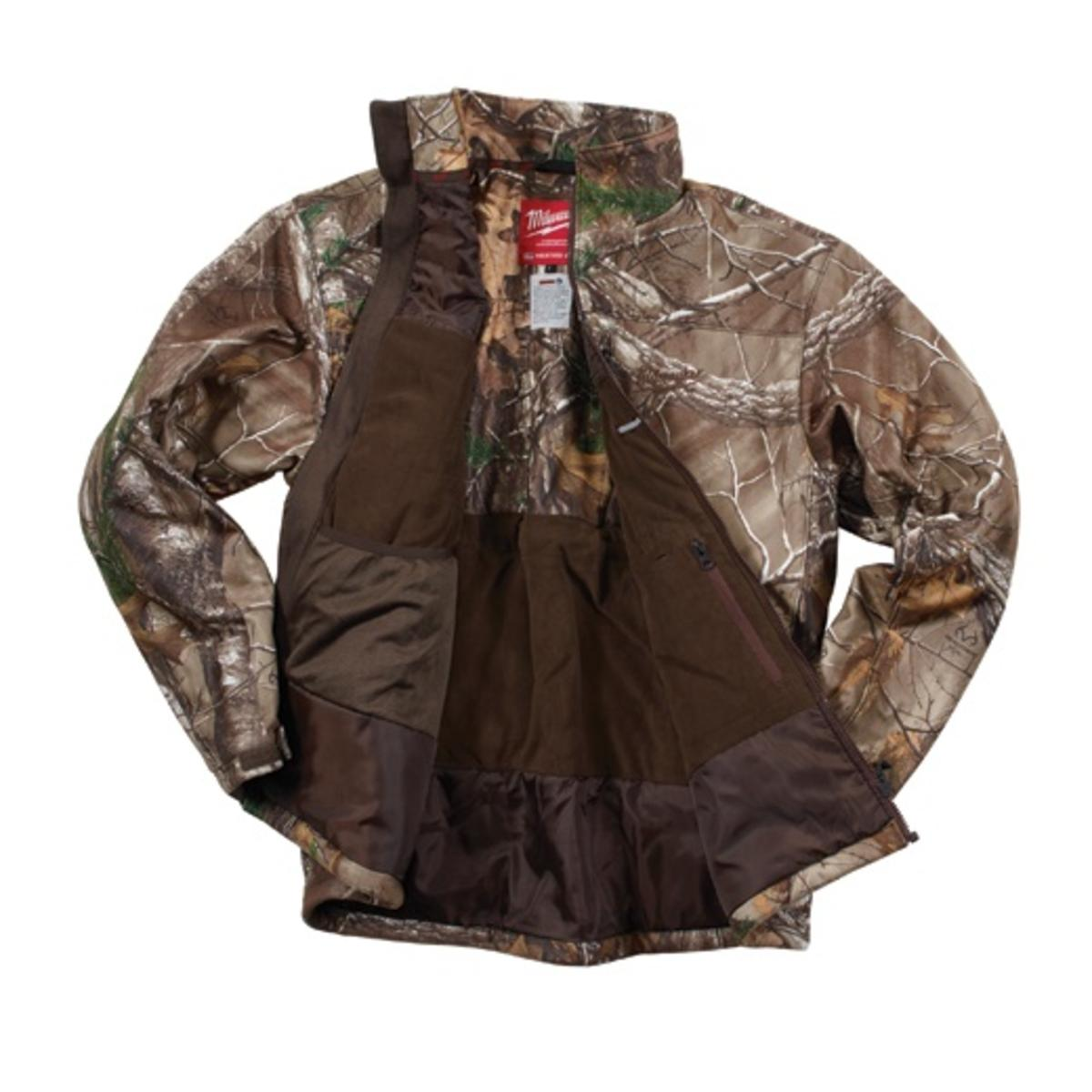 fe62aa8a915b5 Milwaukee M12 Realtree Xtra Heated Jacket Kit - The Warming Store