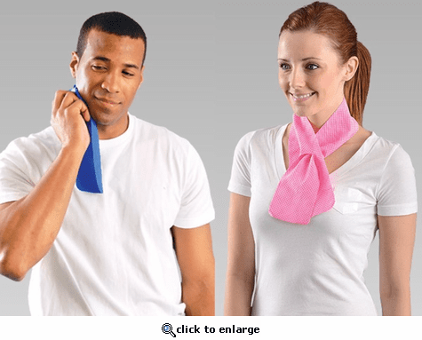 Miracool Instant Cooling Neck Wrap