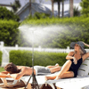 Misty Mate Patio Misters Cool Tower Portable Misting Stand