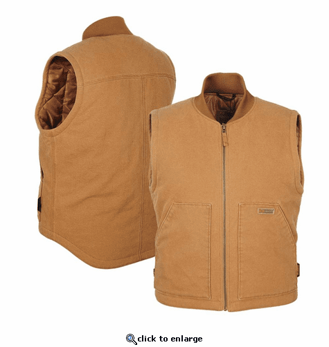 Mobile Warming 12V Men's Foremen Heated Work Vest