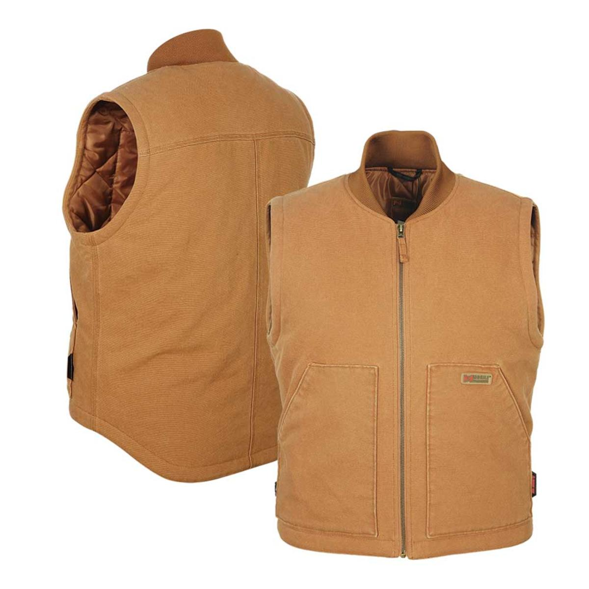 901eea81f42 Mobile Warming 12V Men s Foremen Heated Work Vest - The Warming Store