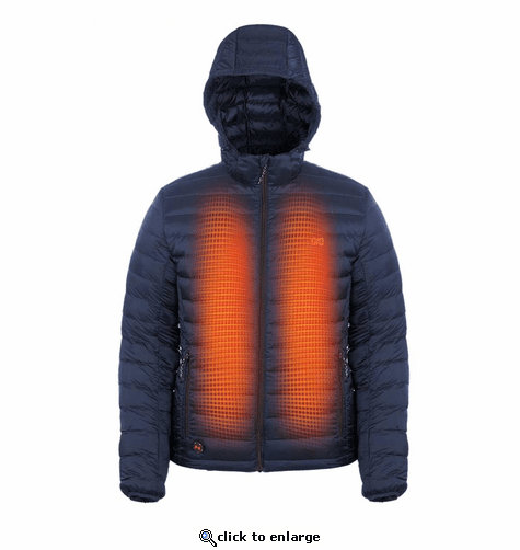 Mobile Warming 12V Men's Ridge Heated Jacket